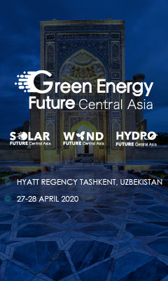 Green Energy Future Central Asia 2020